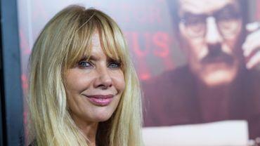 """La comédienne Rosanna Arquette, la soeur de Patricia, apparaît dans deux films à Sundance cette année: """"Lovesong"""" et """"Frank and Lola"""", avec aussi la Française Emmanuelle Devos"""