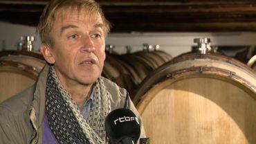 Hugues Dubuisson, directeur de la Brasserie Dubuisson, à Pipaix