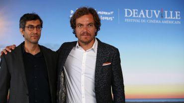 """Le réalisateur Ramin Bahrani (à gauche) et l'acteur Michael Shannon se retrouveront pour l'adaptation de """"Fahrenheit 451"""" sur HBO"""