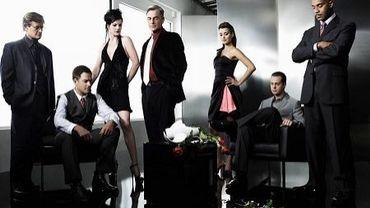 """Jethro Gibbs (Mark Harmon) et les agents spéciaux de """"NCIS"""""""