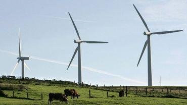 Trois éoliennes en projet, de l'autre côté de la frontière linguistique