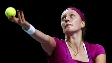 Petra Kvitova a été désignée joueuse de l'année