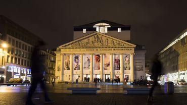 Le Théâtre royal de La Monnaie