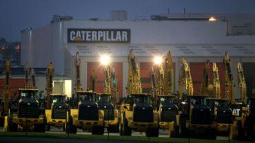 Caterpillar: les syndicats se montrent prudents après la proposition des cadres