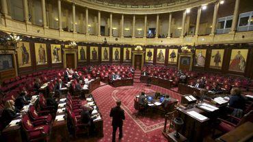 Le Sénat de Belgique
