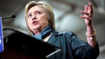 """Hillary Clinton: les forces spéciales européennes doivent participer à la formation et à l'équipement des forces locales anti-Etat islamique sur le terrain""""."""