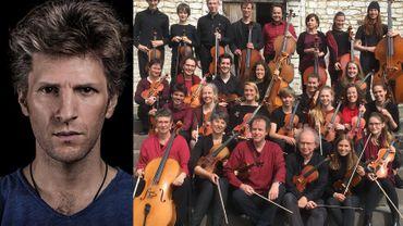 Karim Baggili et l'Orchestre de chambre de la Nethen