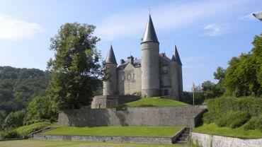 La balade de Carine : Le château de Vêves