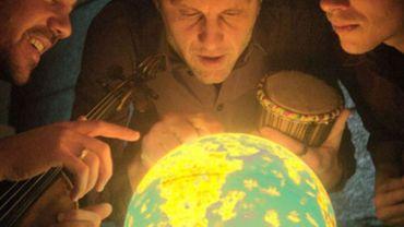Tour du monde en chansons par le Baya Trio le 23 décembre à Huy