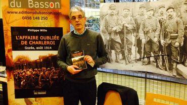 Philippe Wille, l'auteur du livre
