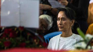 Aung San Suu Kyi s'était vu attribuer le Nobel en 1991, alors qu'elle était en résidence surveillée dans son pays.