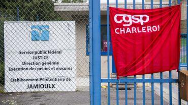 Grève à la prison de Jamioulx mardi