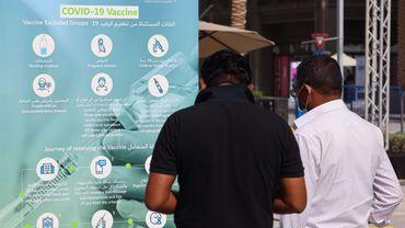 Trois restaurants de Dubaï offrent des réductions aux clients vaccinés contre le coronavirus.