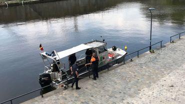 Namur: décès d'un jeune dans la Sambre, dossier à l'instruction pour homicide involontaire