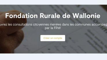 Participation citoyenne: Hélécine teste la plateforme numérique de la Fondation Rurale de Wallonie