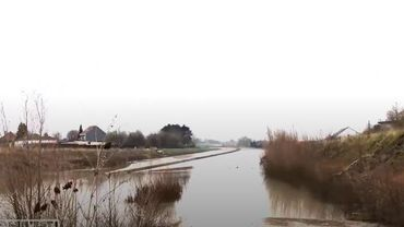"""La route de la laine à Mouscron : un petit air de """"travaux inutiles""""..."""