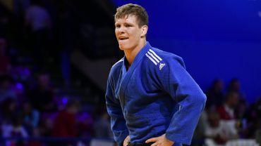 Matthias Casse médaillé d'argent au Grand Prix d'Agadir
