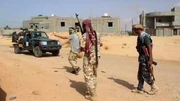 L'EI revendique une attaque ayant tué six militaires en Libye