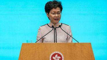 Washington durci ses sanctions contre des dirigeants de Hong Kong, nouvelle escalade du conflit avec Pékin