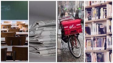 Libraire, professeur, journaliste… ces métiers bouleversés par l'apparition du web