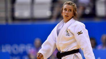 Grand Chelem de Tel Aviv : Charline Van Snick combattra pour le bronze