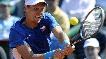 Les Tchèques en finale de la Coupe Davis