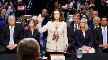 USA: la nomination de Gina Haspel à la tête de la CIA approuvée en commission