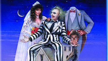 """""""Beetlejuice"""" avait lancé la carrière hollywoodienne de Tim Burton à la fin des années 1980"""