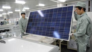 Panneaux solaires : nouvelle enquête européenne sur des produits chinois