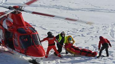 Coupe du monde de ski alpin : violente chute de Tommy Ford, inquiétudes autour de son état de santé