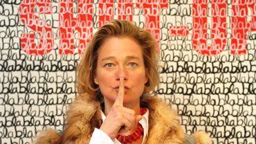 Artist Delphine Boel- Shut Up and Listen- 2015