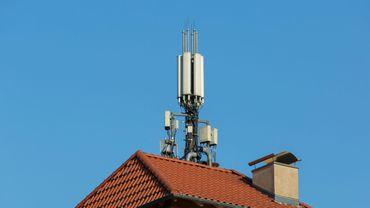 Un mat pour antenne 5 G