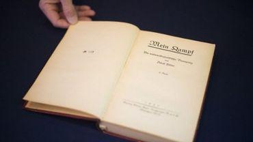 La réédition de Mein Kampf : réel danger ou fantasme?