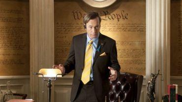 """Le spin-off de """"Breaking Bad"""" avec Saul Goodman (Bob Odenkirk) en vedette se veut plus léger et drôle que la série originale"""