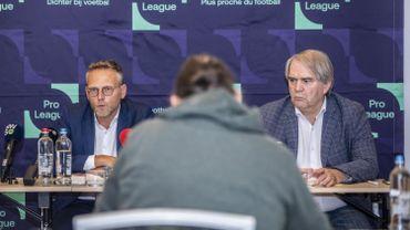 Le conseil d'administration de la Pro League se réunit jeudi suite au verdict de la CBAS