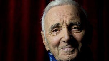 Charles Aznavour va retrouver la scène parisienne pour la première fois depuis 2011