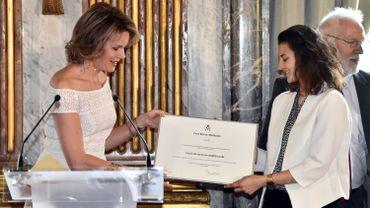 Le Prix Reine Mathilde 2016 décerné à une association liégeoise.