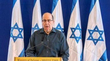 """""""A ma grande tristesse, des éléments extrémistes et dangereux ont pris le contrôle d'Israël et du parti Likoud"""", s'alarme Moshe Yaalon."""
