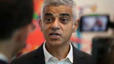 Brexit: le maire de Londres Sadiq Khan plaide pour un deuxième référendum
