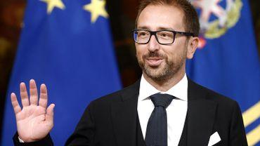 Le ministre de la justice italienne Alfonso Bonafede pourrait être soumis à une motion de défiance.