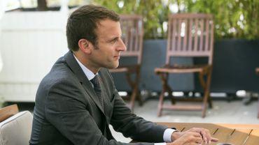 Loup Bureau: Emmanuel Macron va s'entretenir avec le président turc et le sujet sera abordé