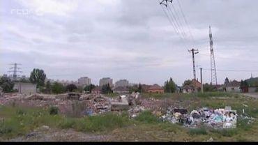 Banlieue pauvre de Miskolcs