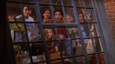 Friends, la colocation entre amis est à la base de la série