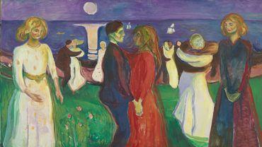 "Edvard Munch, ""The Dance of Life"" (1925)"