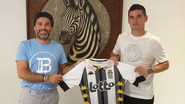 Ivanovc, latéral gauche, nouveau transfert de Charleroi.