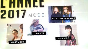 """Les Meilleurs de l'année 2017 : les nominés dans la catégorie """"Mode"""""""