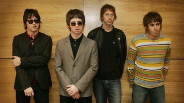 Le groupe Oasis s'était séparé en 2009