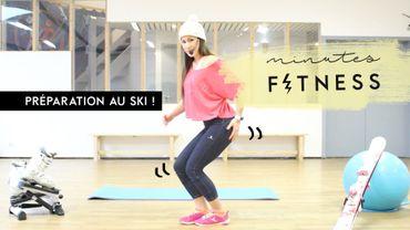 Minutes Fitness : un entraînement pour le ski