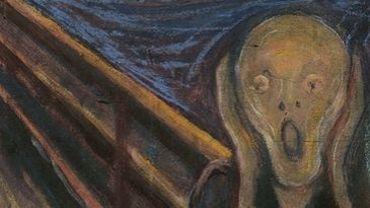 Edvard Munch - Le Cri