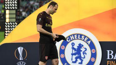 Petr Cech avait affronté Chelsea lors de la dernière finale de la Ligue Europa
